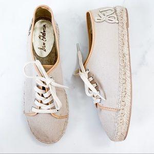 Sam Edelman Lillian Espadrille Sneaker Cool Sand